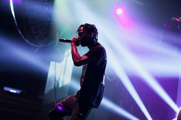 0267bfae4776 Lil Wayne's Collaborators -Has Lil Wayne worked with...Travis Scott?