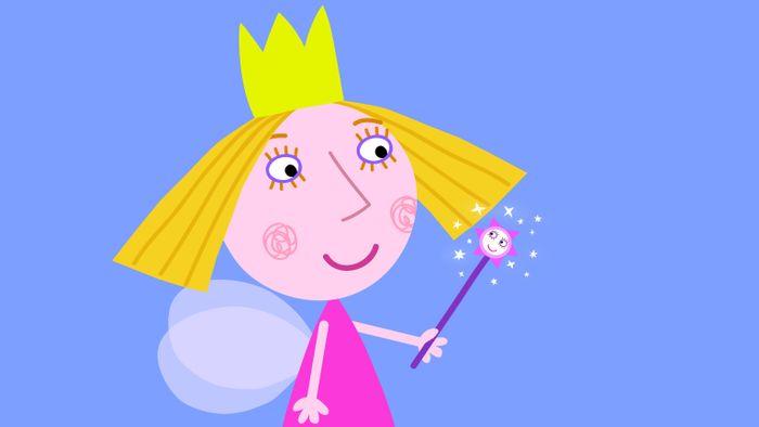 Играть принцесса холли