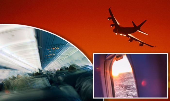 Plane crash threat: Turbulence can cause aircraft to STALL