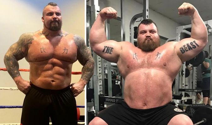 Eddie Hall weight loss: Deadlift star shares diet tips after