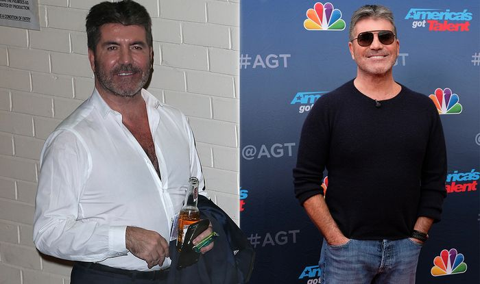 Simon Cowell Weight Loss The Diet Overhaul That Helped The Bgt