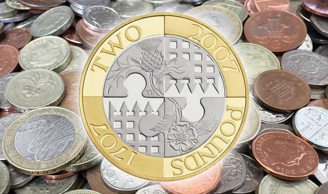 eBay: Rare £2 coin selling for £500 – do you have one in