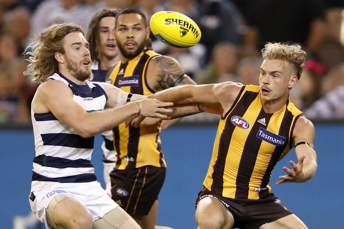 Match preview: Can the Cats continue their perfect MCG record? - AFL