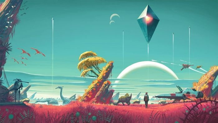 No Man's Sky devs detail mega update that will completely