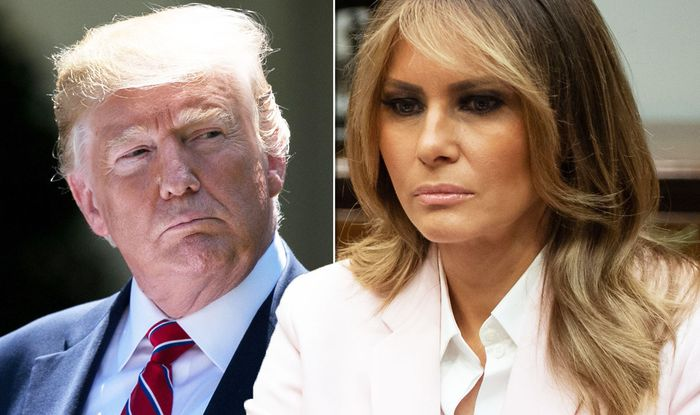 Melania Trump news: Donald Trump calls wife 'it' in