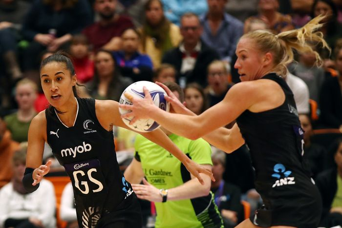 Netball World Cup: Silver Ferns start on right note, but