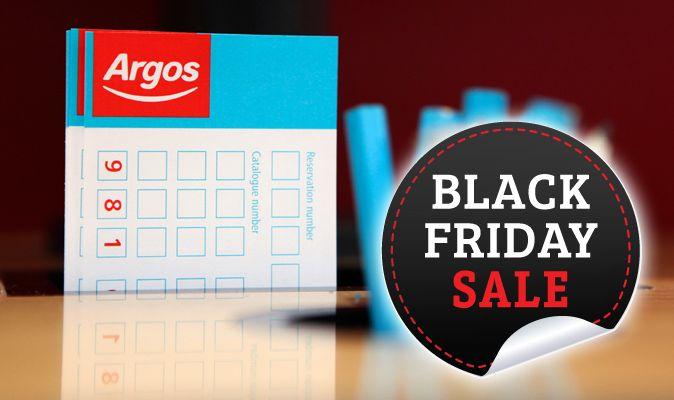Argos Black Friday 2018 deals: Up to HALF PRICE on TVs