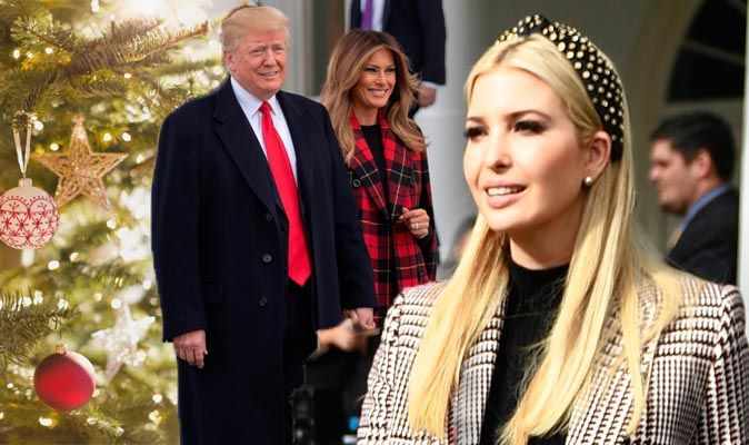 Trump Christmas.Ivanka Trump Christmas Schedule Will She Be At The White
