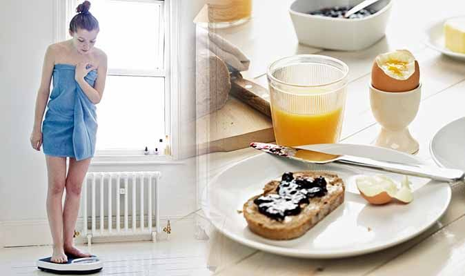 Weight loss: NEVER drink orange juice at breakfast if you