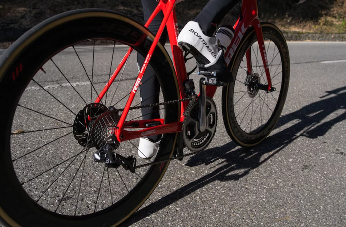 36b183a671e Trek says its new Bontrager Aeolus XXX wheels have improved aerodynamics  and stability. Thoughts