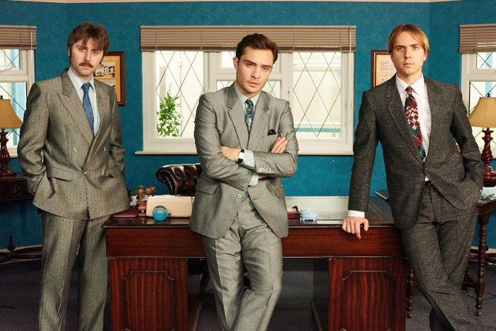 White Gold episode 1 review: The Inbetweeners haven't grown up much