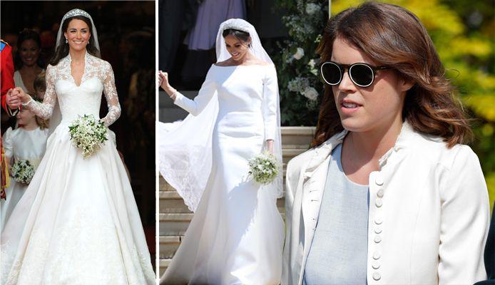 5f2e22db56 Princess Eugenie wedding  Princess revealed this about her wedding ...