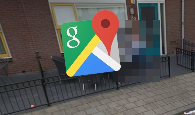 Google Maps Street View: Angry man attacks driver by