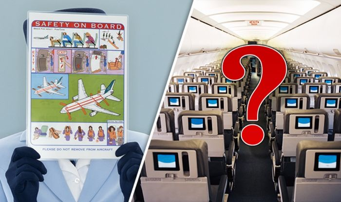 Flight secret revealed: Is it better to sit at the back or