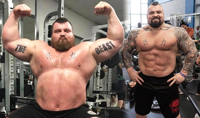 Eddie Hall weight loss: Deadlift star issues top tips for