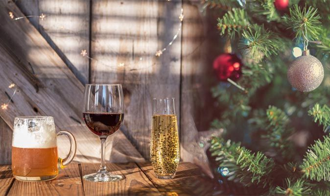 Christmas Alcoholic Drinks.Lowest Calorie Alcoholic Drinks To Have This Christmas Top