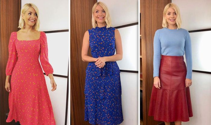 882d6b40b Holly Willoughby: This Morning host wardrobe costs £50,000 ...