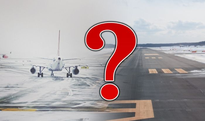 Flights snow: Can planes fly in the snow? Airport updates regarding