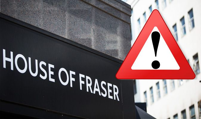 House of Fraser news: 31 stores to close - which ones are