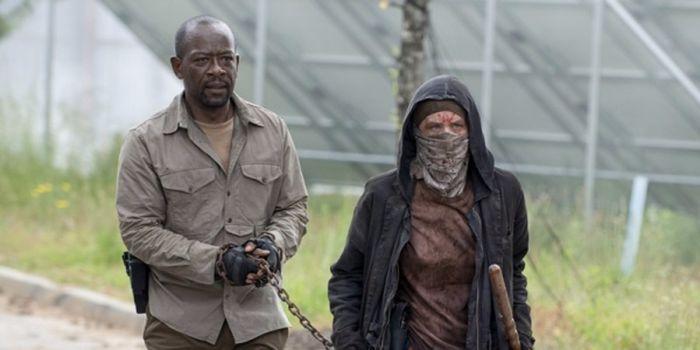 The Walking Dead': Daryl Escapes In Mid-Season 7 Finale, Episode 8