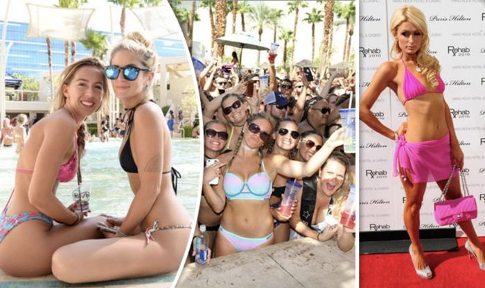 6d0e58b4bab2f Rehab: Inside the most infamous pool party in Las Vegas   Travel ...