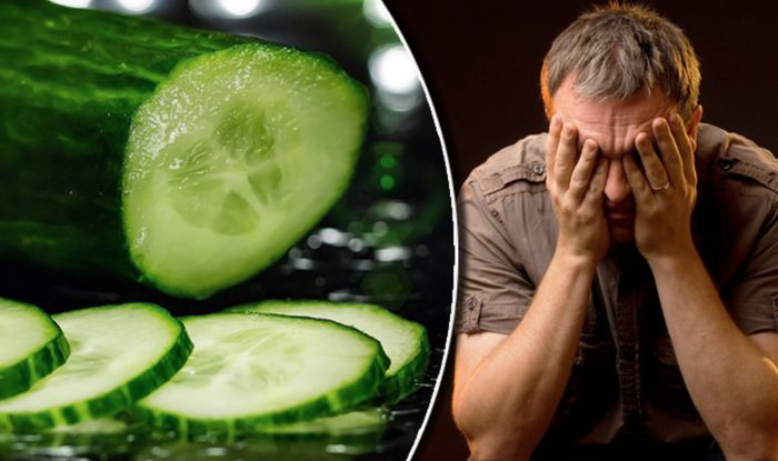 CURE for erectile dysfunction: Cucumber could be used as a