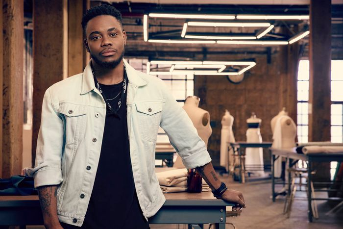 8c6d4c2c5  Project Runway   Did Bishme Cromartie deserve to win the design challenge  in