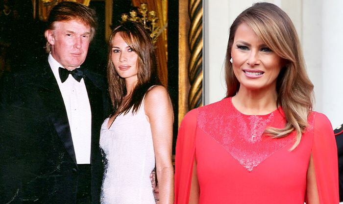 Trump And Melania Wedding.Melania Trump Us First Lady And Donald Trump Spent Huge Amount On