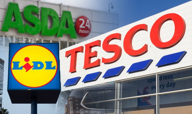 Urgent recall: Tesco, Asda, Waitrose and Lidl unveil safety