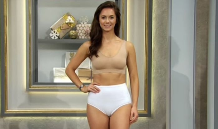 Underwear ad causes a STORM thanks to this VERY unfortunate wardrobe  malfunction 592824758
