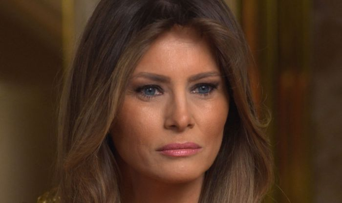 Melania Trump £12,000 plastic surgery BEFORE and after