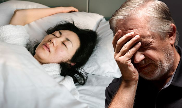 Cancer symptoms: Don't ignore night sweats - they could be a