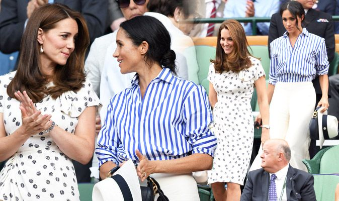 Kate Middleton and Meghan Markle: Friends each other this often