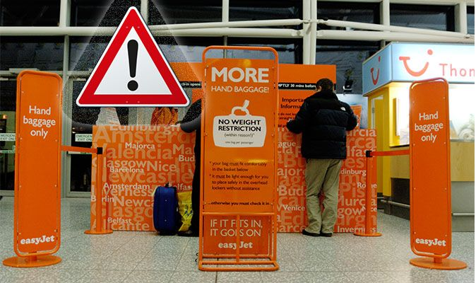 Easyjet Flights What Are The Luggage Restrictions Can
