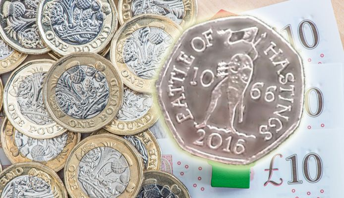 eBay rare 50p coins: 2011 WWF coin selling for £750 | Express co uk