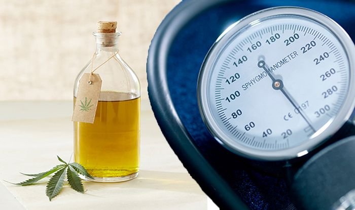 Best supplements for blood pressure: CBD oil may help lower