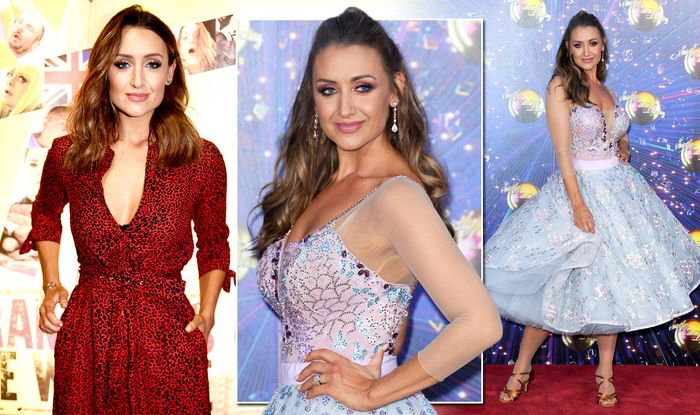 Strictly Come Dancing: Catherine Tyldesley lost five stone