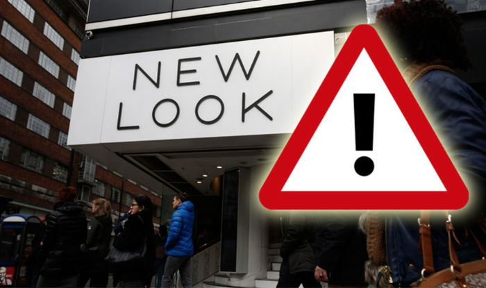 Full list of 60 New Look stores to shut as part of mass
