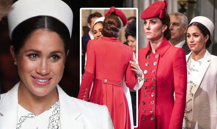 c0d7d912 Meghan Markle news: Duchess of Sussex sends major signal as she ...