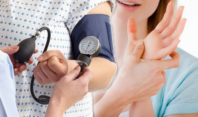 High blood pressure symptoms: Hypertension signs include