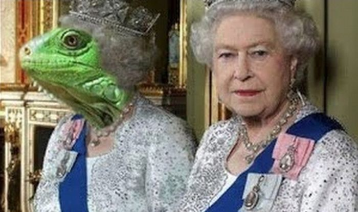 David Icke explains his infamous theory why 'Queen IS a