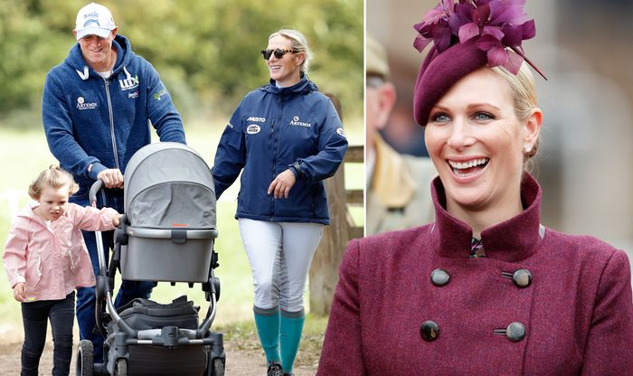 1e596eb591d5d Did you know Zara Tindall and her children do not have HRH status  No ...
