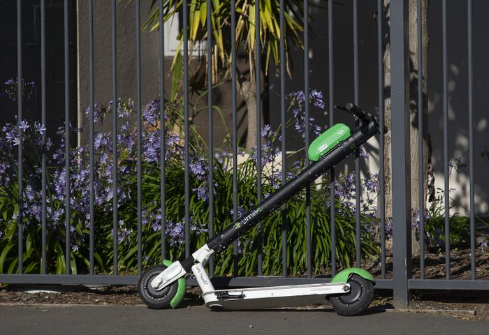Electric scooter company Lime adds step to cut down on drunk